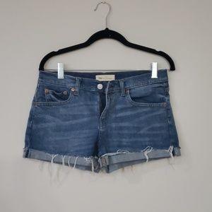 Gap Jean Shorts
